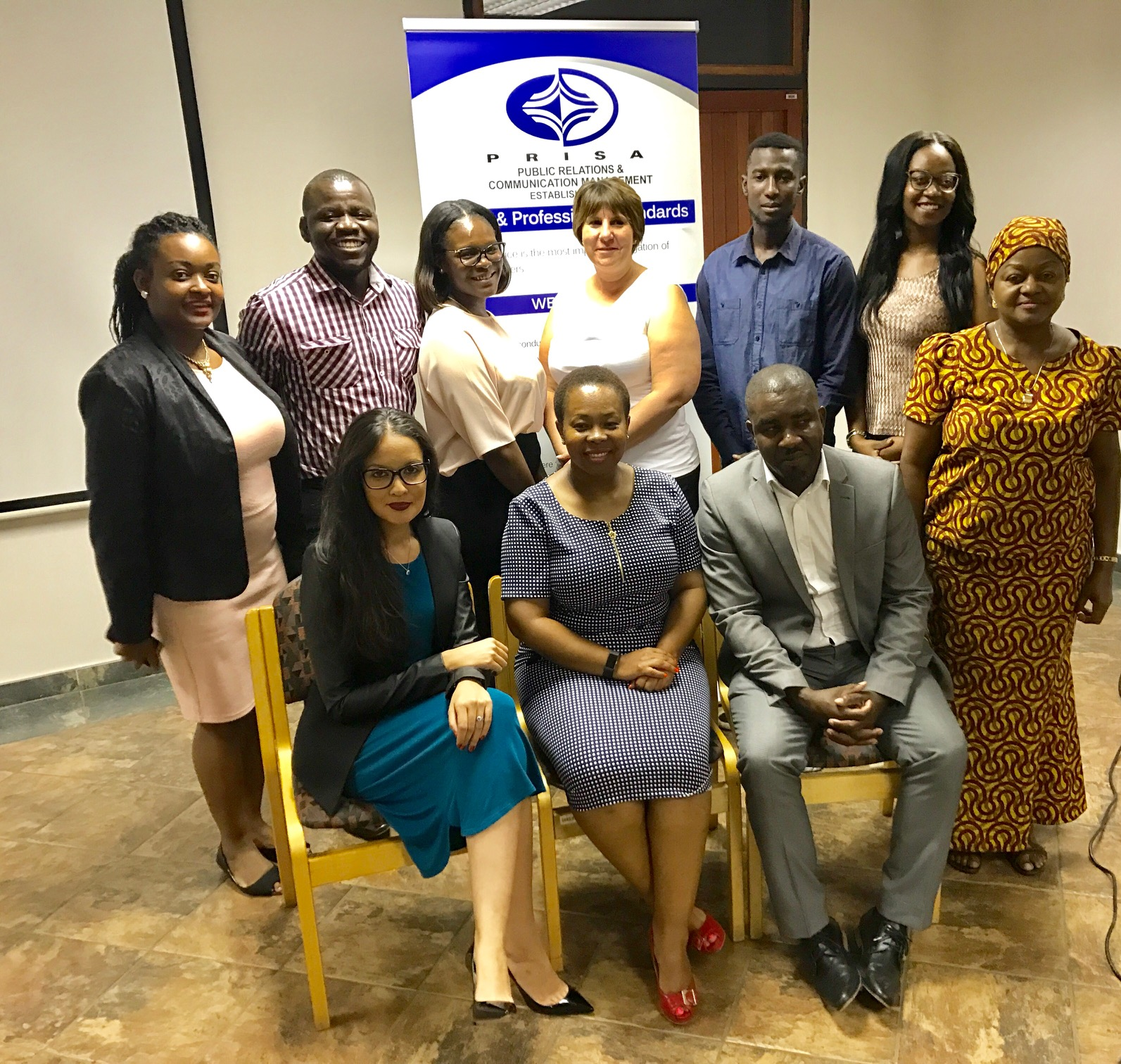 PRISA Namibian Regional Committee elects new committee for 2017/2018