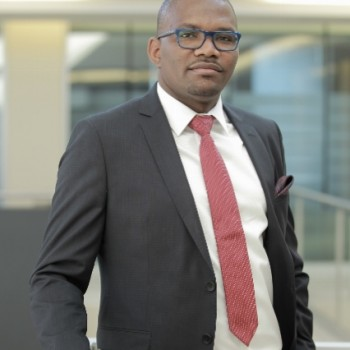 Newly appointed non - executive for the Board of Directors of First National Bank of Namibia Limited and FNB Namibia Holdings Limited Justus Hausiku.