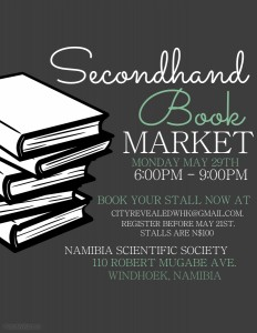 Secondhand Book Market @ Namibia Scientific Society