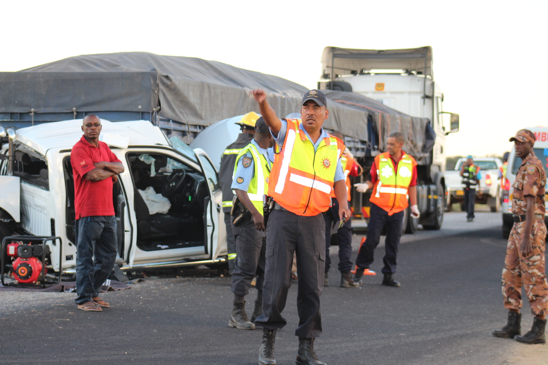 Namibians urged to keep safe on roads this long weekend