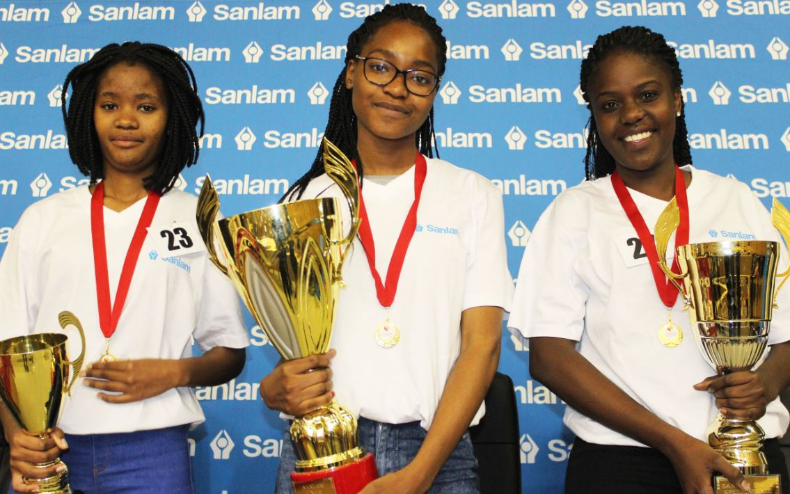 Sanlam sponsors first ever tertiary level spelling Bee