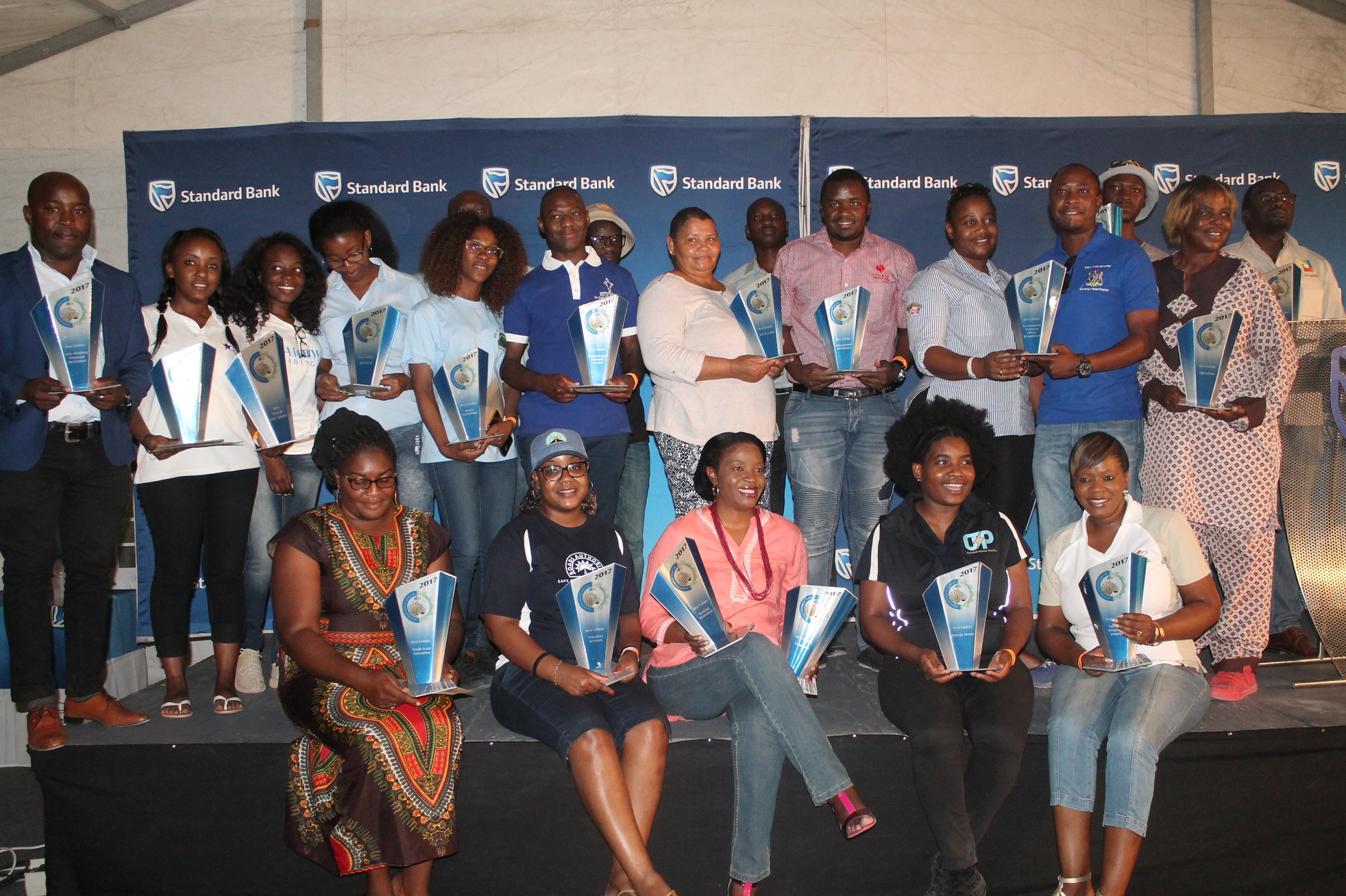 Standard Bank awards the best OATF exhibitors