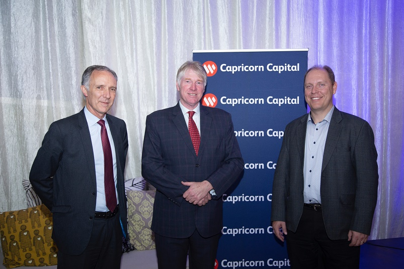 Capricorn Group Celebrates the Launch of Capricorn Capital