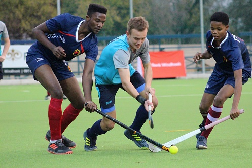 The Bank Windhoek Field Hockey Premier League moves up a gear