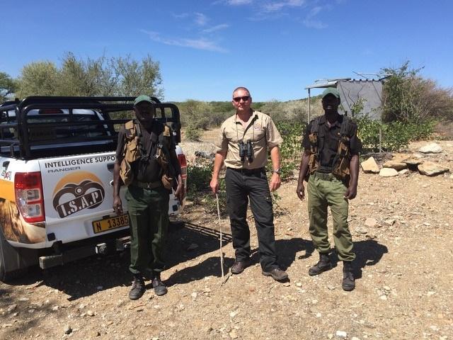 ISAP at top of anti-poaching game
