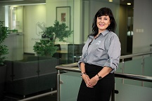 The Woman behind Nedbank Private Banking