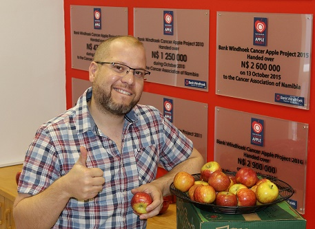 Bank Windhoek Apple Project: A Project of Hope