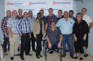 Bank Windhoek Gobabis recognises local motor dealerships