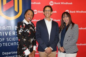 Bank Windhoek NUST and B360 to prepare graduates for the job market