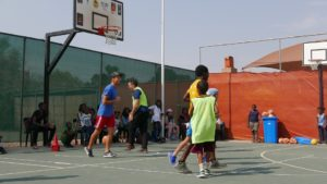 NBSL hosts first ever basketball festival