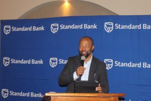 Standard Bank Chief Executive hails Biomass and Technology Expo