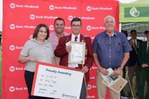 Bank Windhoek Feedmaster National Cattle Judging Competition concludes