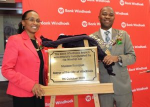 Bank Windhoek enhances customer experience with new Lifestyle Branch