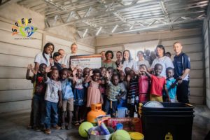 Capricorn Group supports the development of education in Namibia