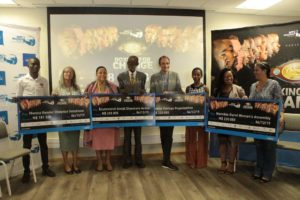 Beneficiaries of MTC GBV Knock-out Project proceeds announced