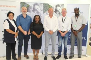 Global foot and ankle outreach program changes lives in Namibia