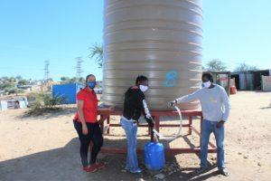 Bank Windhoek brings water closer to the community
