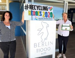 Namibian Schools – Our own recycling heroes