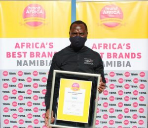 MTC lauded as Namibia's most admired brand by Brand Africa