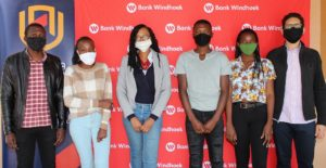 Bank Windhoek supports NUST students with online career starter programme