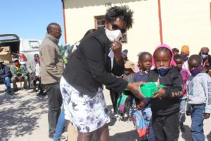 Onyome gets kindergarten building from NamPower Foundation