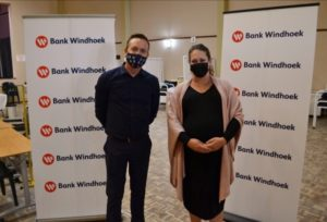 Bank Windhoek supports a coastal Covid-19 Task Force