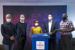 MultiChoice Namibia partners with NamiGreen for E-waste disposal