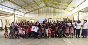 Capricorn Group provides assistance to vulnerable children