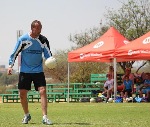 Bank Windhoek Fistball National Cup FINAL