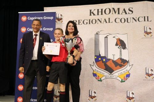Bnak Windhoek Khomas Regional Science Fair 2018 FINAL