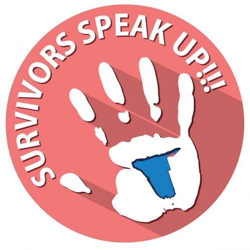 Survivors Speak Up - Logo FINAL